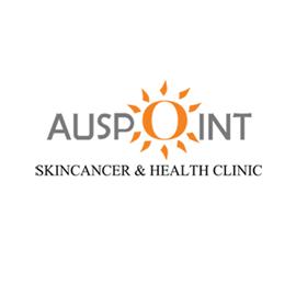 Auspoint Skincancer Logo
