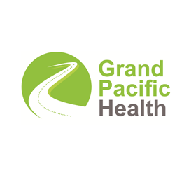 Grand Pacific Health Logo