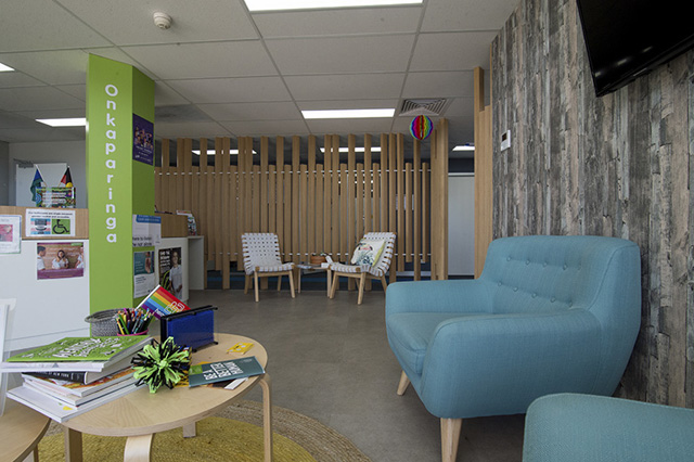 Headspace Onkaparinga Waiting Area