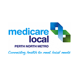 Medicare Local Perth North Metro Logo