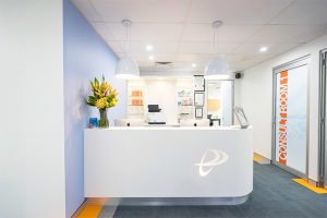 Peel Orthodontics Reception
