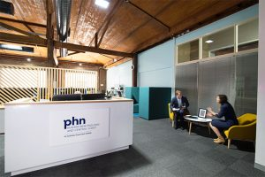 PHN Hunter New England Reception