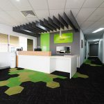 Headspace Gympie Reception Desk