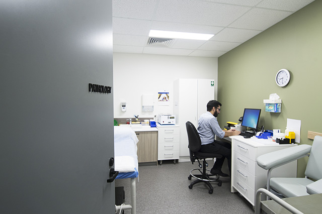 Southgate Medical Consult Space