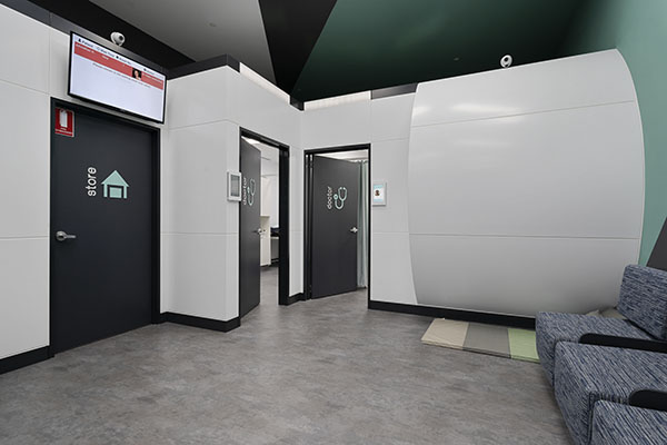 Medpods North Lakes Waiting Area