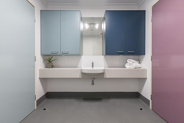 Mercy Place Mandurah Bathroom