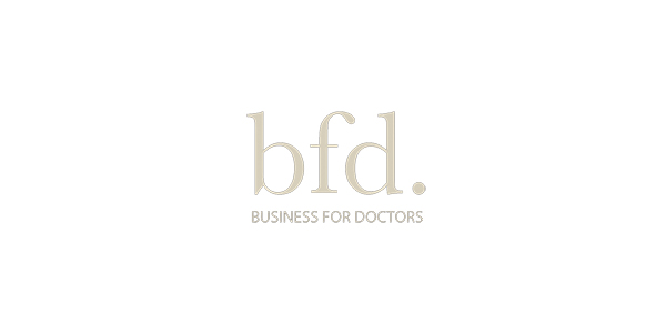 business for doctors logo