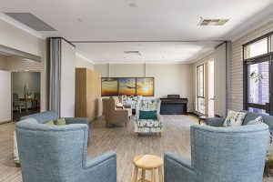 Mercy Place Mandurah Aged Care Living Space