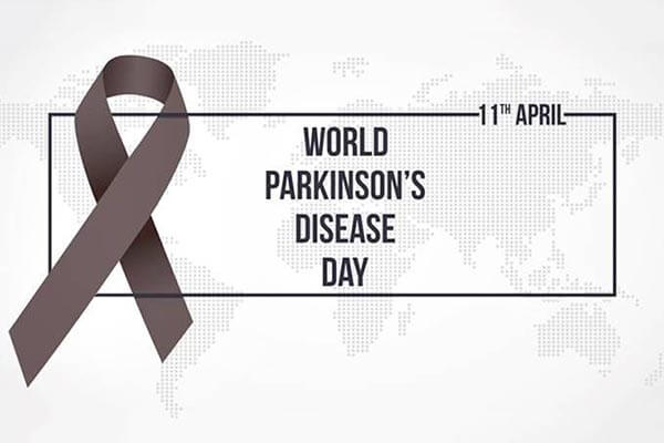 World Parkinson's disease day. April 11th.
